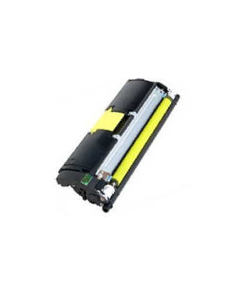 TONER CARTRIDGE FOR QMS MAGIC COLOR 2400W, 2430, 2430DL, 2450, 2480 MF, 2490MF, 2500W, 2530DL, 2550, 2590 MF YEL (HC) - 171-0589