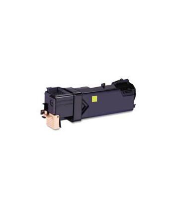 TONER CARTRIDGE RIGENERATO FOR XEROX PHASER 6128 MFP YEL - 106R01454 - 2500 copie