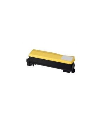 TONER RIGENERATO COPIER FOR OLIVETTI D-COLOR P226, TK 560 + CHIP YEL - B0772 - 10000 copie